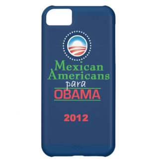 Obama MEXICAN AMERICAN iPhone 5C Case
