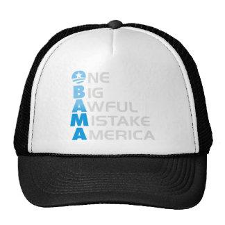 obama mistake cap