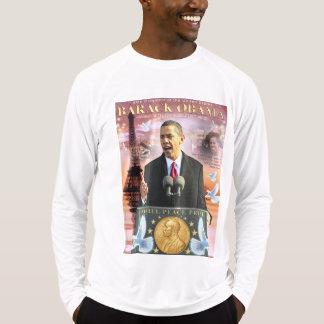 Obama Nobel Peace Prize Laureate T-Shirt
