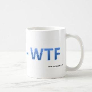 Obama O - OMG-WTF Basic White Mug
