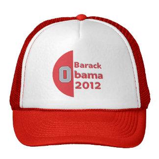 OBAMA OHIO MESH HATS