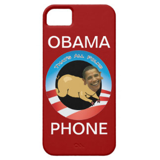 Obama Phone Barely There iPhone 5 Case