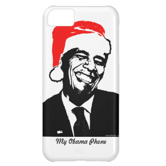 Obama Phone Case - iPhone iPhone 5C Case
