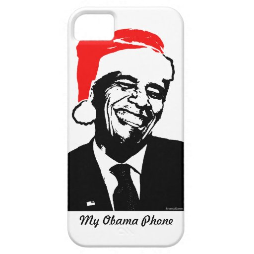 Obama Phone Case - iPhone Cover For iPhone 5/5S
