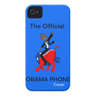 OBAMA PHONE Cover iPhone 4 Covers