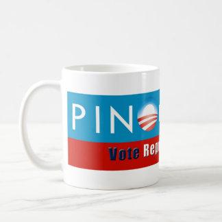 Obama (Pinocchio/Vote Republican) Mug