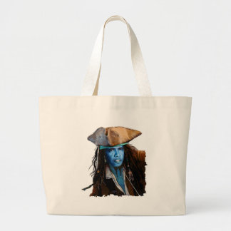 Obama Pirate Merchandise Tote Bags