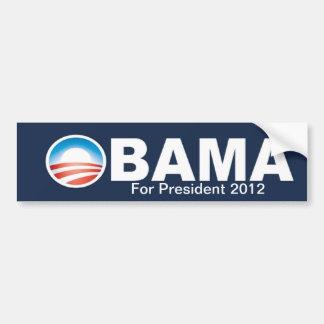 Obama Political Gear 2012 Bumper Stickers