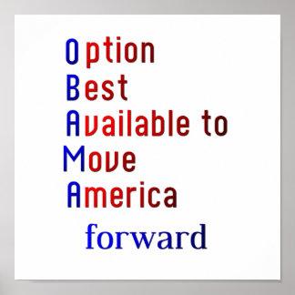 Obama Poster