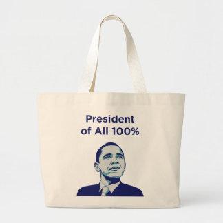 Obama: President of All 100% Bag