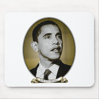 Obama President of The United States Mouse Pad