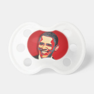 Obama Presidential Election Baby Pacifier