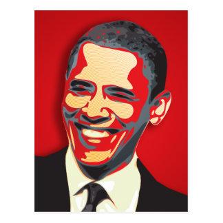 Obama Presidential Election Postcard