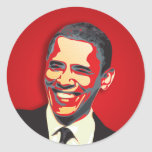 Obama Presidential Election Stickers