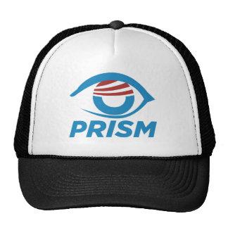Obama Prism Logo Trucker Hat