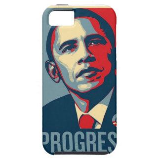 Obama Progress iphone Case