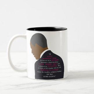 Obama Quote Mug