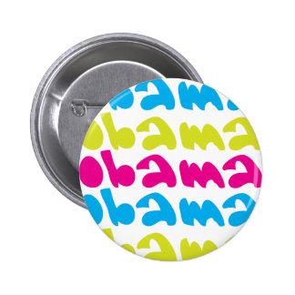 obama repeat pinback button