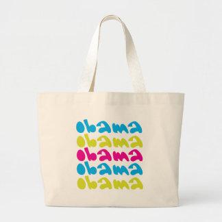 obama repeat canvas bag