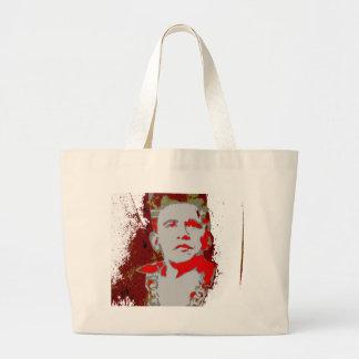 Obama Retro Style 1 Tote Bags