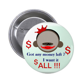 Obama s Deal Pinback Buttons
