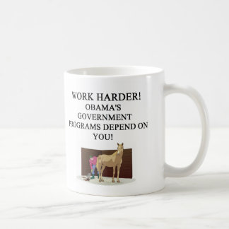 OBAMA' S socialist america Coffee Mug