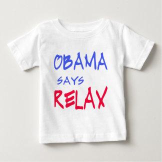 Obama Says Relax T shirts, Mugs, Hoodies