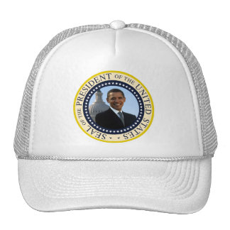 Obama Seal Blue Cap