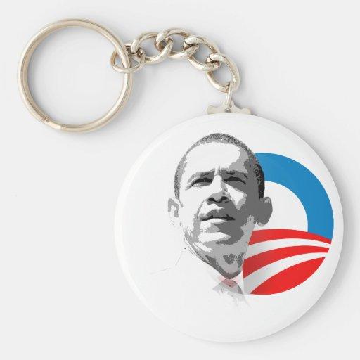 Obama Seal Keychain