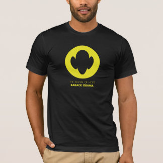 Obama Signal of Hope T-Shirt