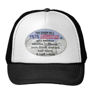 obama skunk cap
