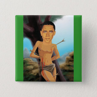 Obama slings and arrows Square Button