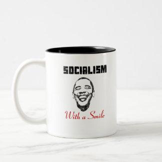 OBAMA Socialism Mug