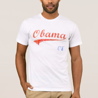 Obama Softball T-shirt