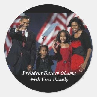 Obama Souvenir Stickers