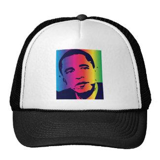 obama spectrum mesh hat