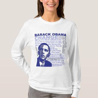 Obama Speech T-Shirt