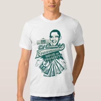Obama Spendorama T-shirts
