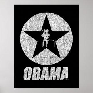 Obama Star Poster
