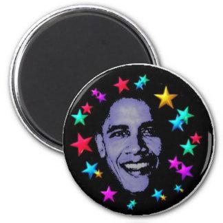 Obama stars magnet