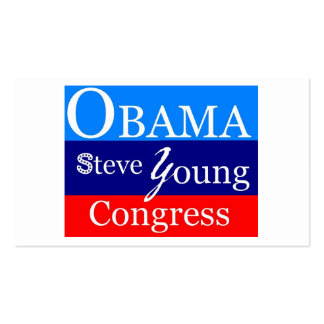 obama steve young business card template