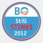 Obama Stinks Sticker
