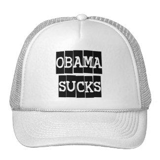 Obama Sucks Cap