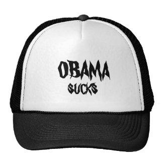 OBAMA SUCKS MESH HATS