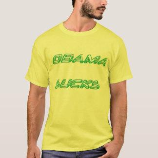 OBAMA SUCKS, taxes T-Shirt