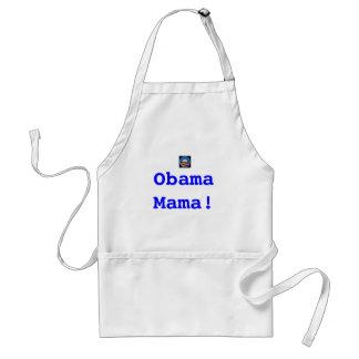 Obama symbol1, ObamaMama! Standard Apron