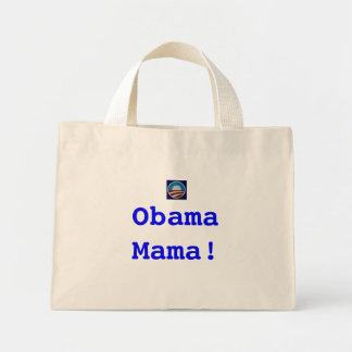 Obama symbol1, ObamaMama! Canvas Bag