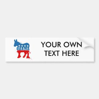 Obama T-shirt Bumper Sticker