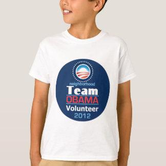 Obama Team T-Shirt