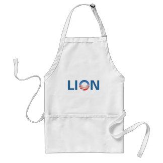 Obama the Lion Apron